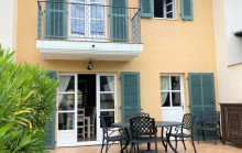 La Môle - SOLE AGENT - Lovely terraced house in a residence with swimming pool